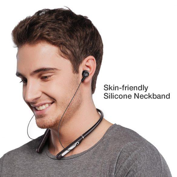 BlitzWolf® BW-ANC2 Headset mit hängendem Hals und aktiver Rauschunterdrückung, hängendem Hals, langer Arbeitszeit, Bluetooth V5.0