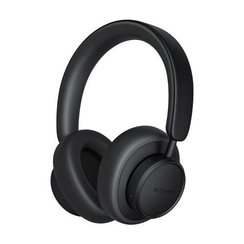 Blitzwolf® BW-ANC5 - Bluetooth-Headset mit aktiver Geräuschunterdrückung. HD-Bass, 50 Betriebsstunden