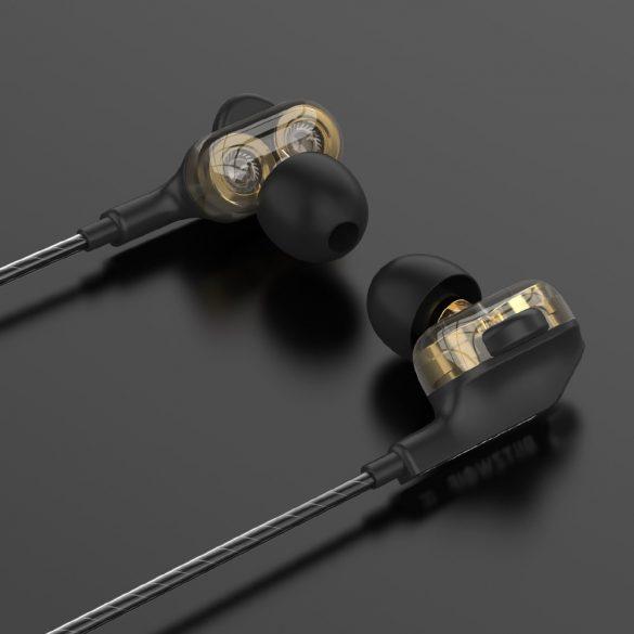 BlitzWolf® BW-ES6 - kabelgebundenes Headset mit Dual Dynamic Driver