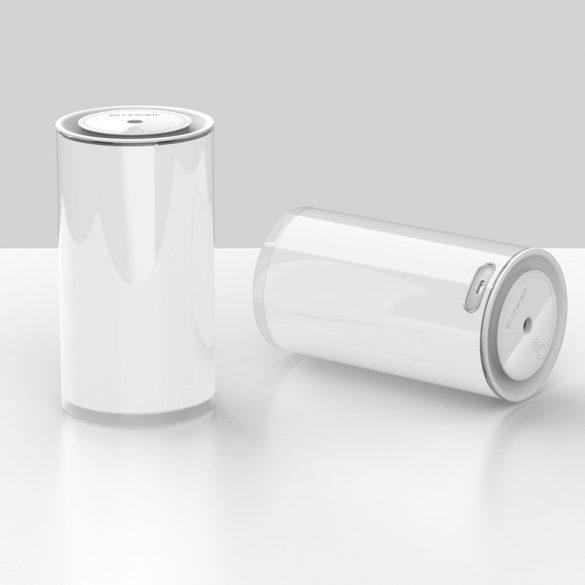 BlitzWolf®BW-Fun2 Ultraschalldiffusor - 400 ml, 10 Stunden Akkulaufzeit, weißes Licht