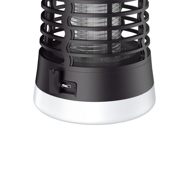 BlitzWolf- BW-MLT1 - Insektenvernichter, Moskito Killer, mit UV Elektronischen Mückenvernichter und Batterie. IP66 wasserdicht