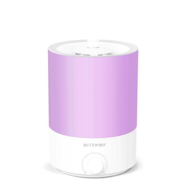 BlitzWolf®BW-SH2 - Smart Aroma Diffusor; APP-Steuerung, buntes Licht, Sprachsteuerung