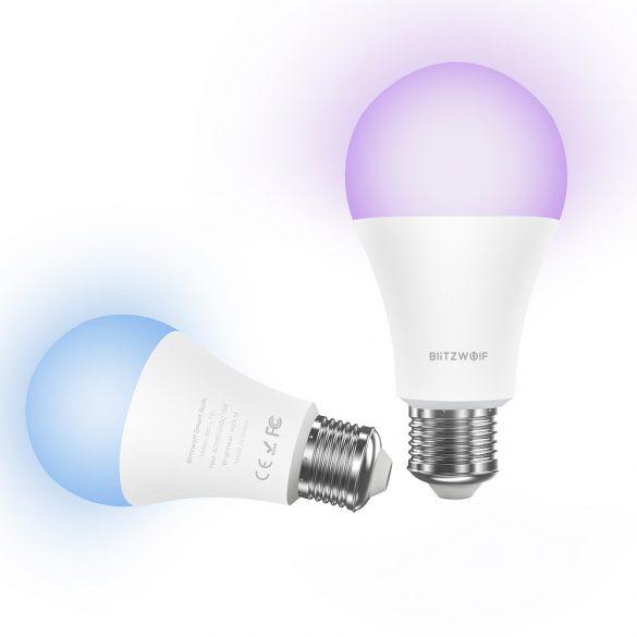 Smart Decken-LED-Lampe BlitzWolf® BW-LT21 1800lm, 10W, 2700-6500K, App Control