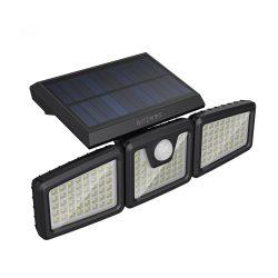 BlitzWolf BW-OLT4 Outdoor Solar Lampe mit Bewegungsmelder, IP64 wasserdicht