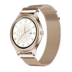 BlitzWolf BW-AH1 gold - Damen-Touchscreen-Smartwatch - gold