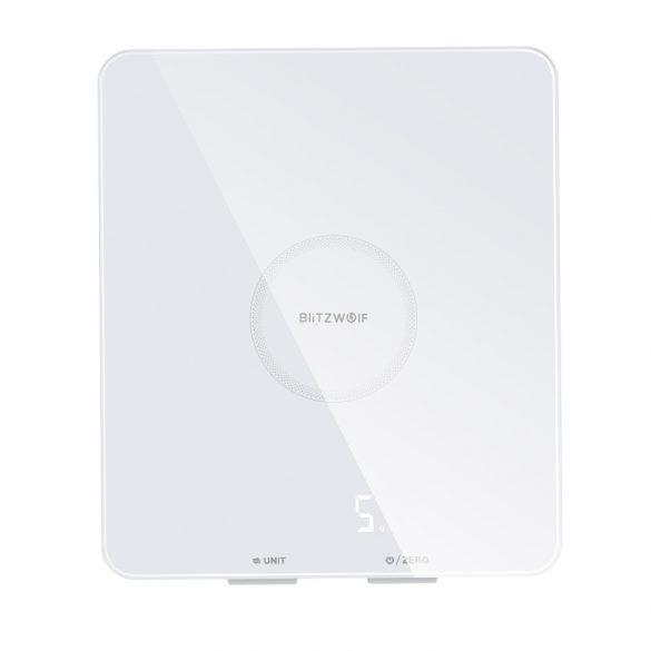BlitzWolf® BW-SC4 - Küchenwaage digital, max 5kg, Genauigkeit bis 1g