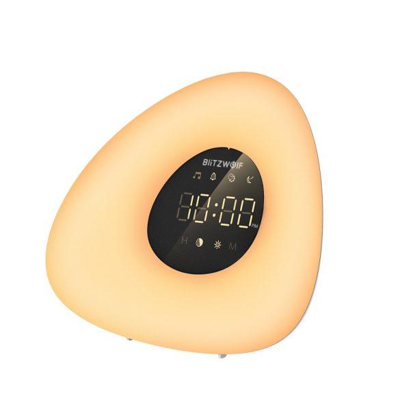 BlitzWolf® BW-LT23 Pro wecker mit Sunrise & Sunset Mode