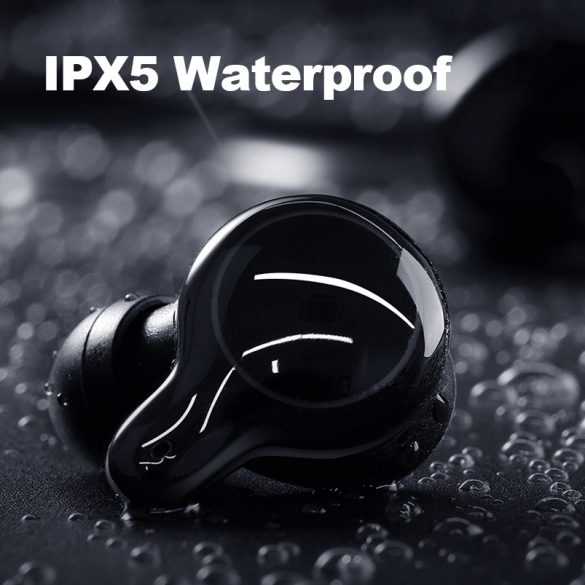 JOYROOM JR T12 - Drahtloses Bluetooth 5.0-Headset, Ladeanzeige