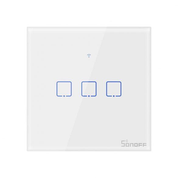 Sonoff® T0 Smart Wall Switch - kann in Google Home, Amazon Echo und IFTTT integriert werden