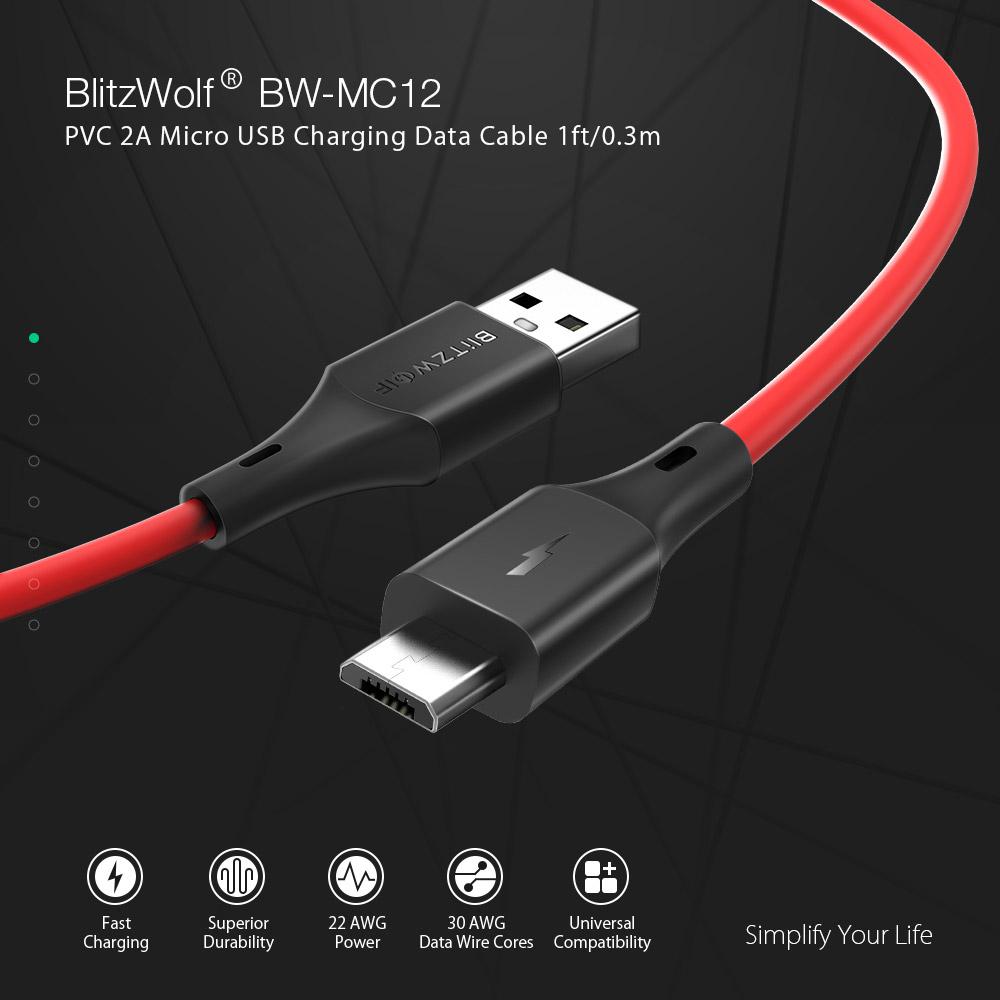 Blitzwolf BW-MC12