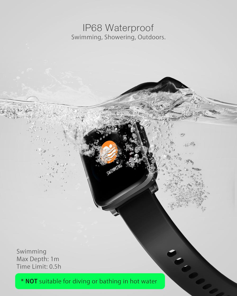 BlitzWolf BW-HL1 okos óra  - smart watch