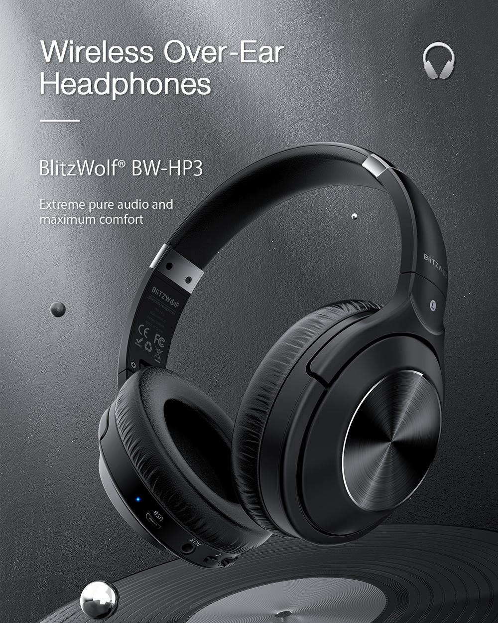 Blitwolf BW-HP3 headphone