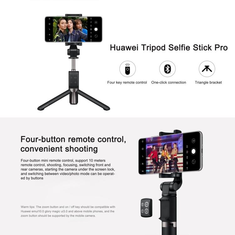 Huawei Tripod és szelfi bot