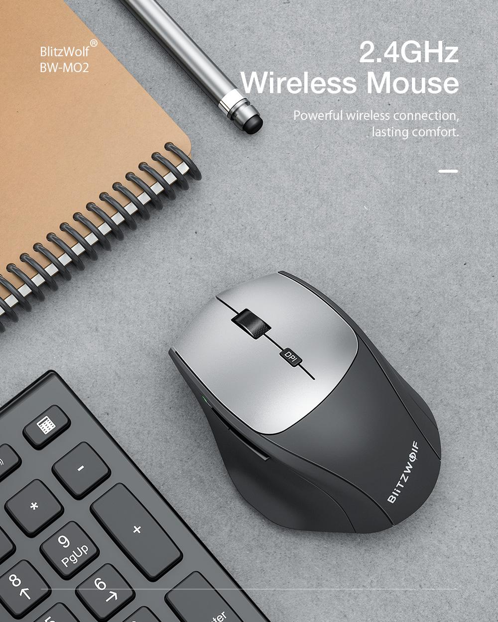 Blitzwolf BW-MO2 mouse
